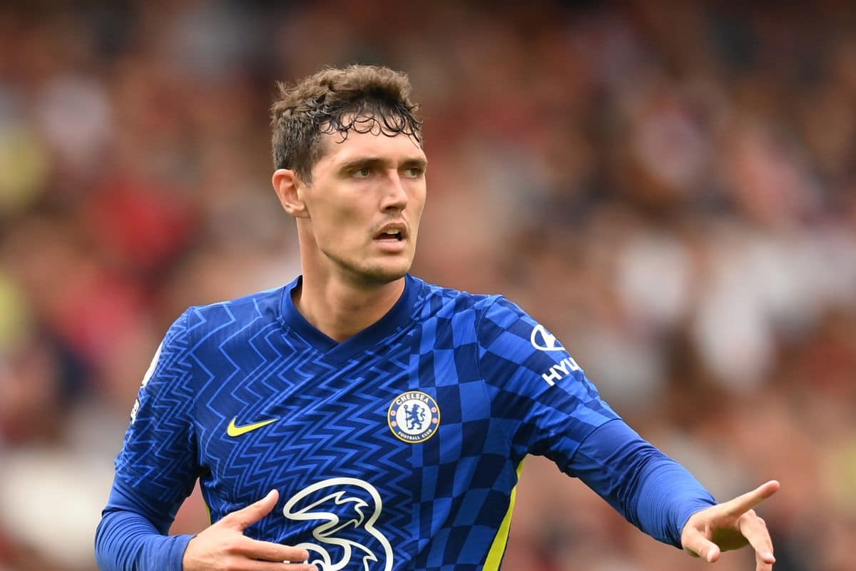 UCL: Chelsea Ready For Juventus Game -Christensen