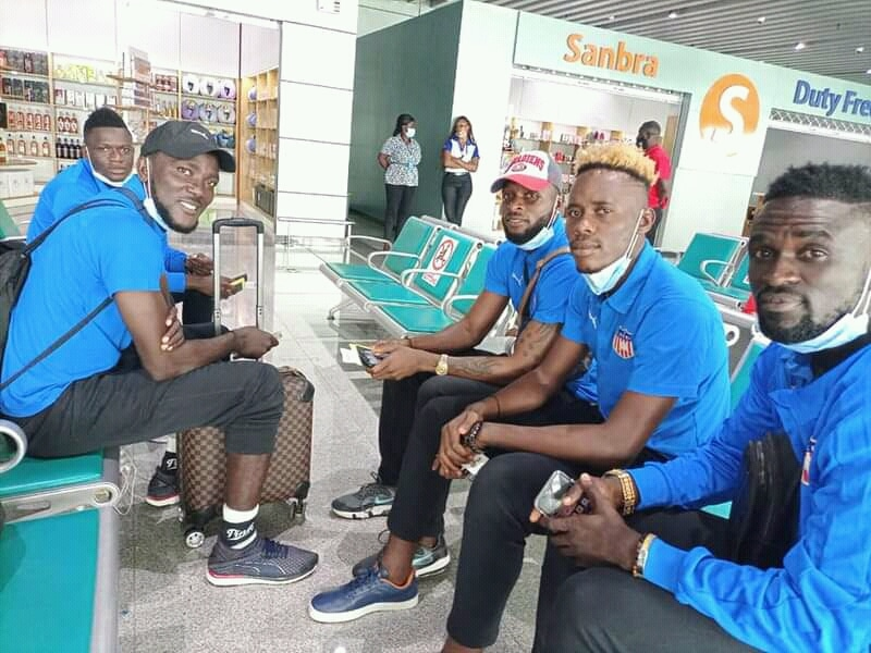 2022 WCQ: Liberia Switch From Great Ville Hotel To Federal Palace