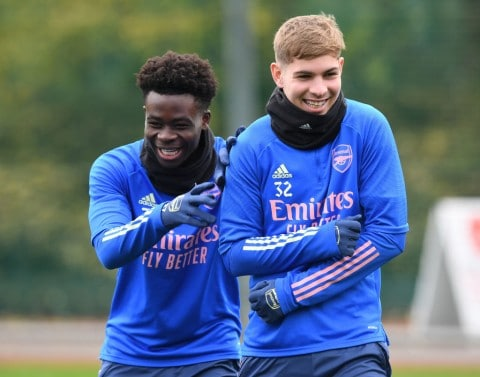 Arsenal Legend Adams: Why Smith Rowe Would Become A Better Player Than Saka
