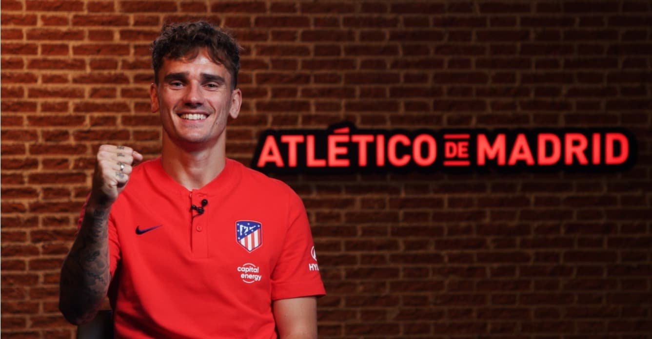 I'll Do My Best To Win Back Atletico Madrid Madrid Fans' Heart -Griezmann