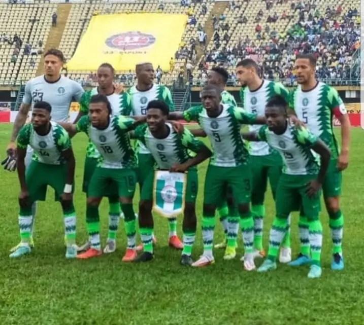 Cape Verde Vs Nigeria: Bonnke, Michael Anchor Midfield; Ejuke, Musa, Omeruo Also Start