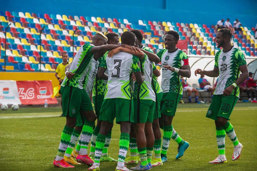2022 WCQ: Super Eagles Victory Over Cape Verde Delights Me -Omeruo