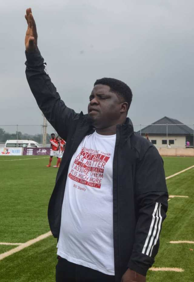 Remo Stars Coach Ogunmodede Set Join CD Feirense Coaching Crew