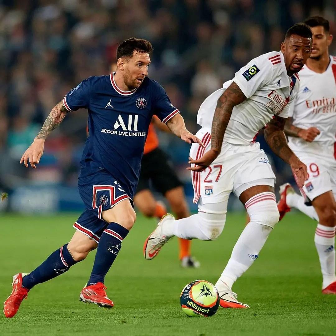 Neymar, Icardi Score; Messi Fires Blanks As PSG Nick Marginal Win Over Lyon