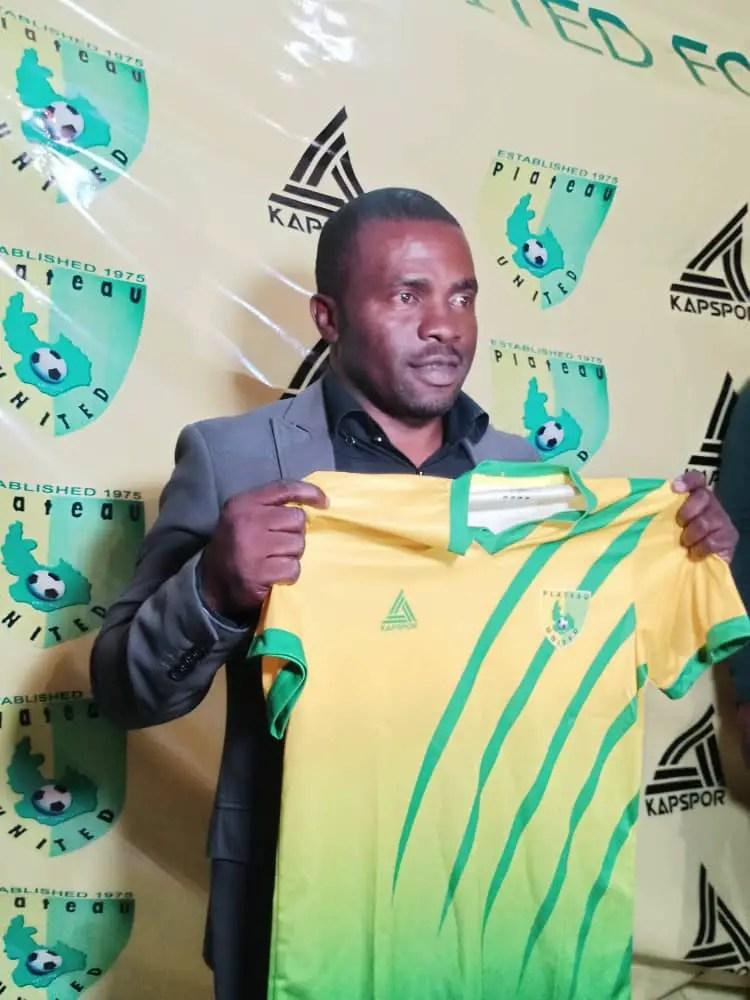 Plateau United Unveil New Technical Adviser, Ilechukwu