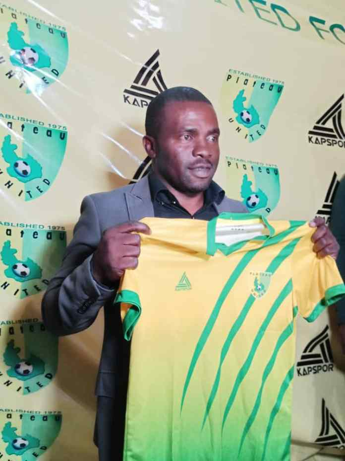 Plateau United Unveil Ilechukwu New Technical Adviser