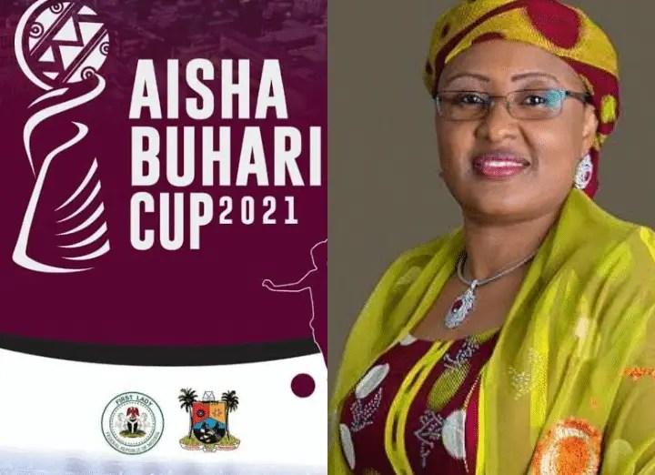 Morocco Arrive  For Aisha Buhari Cup