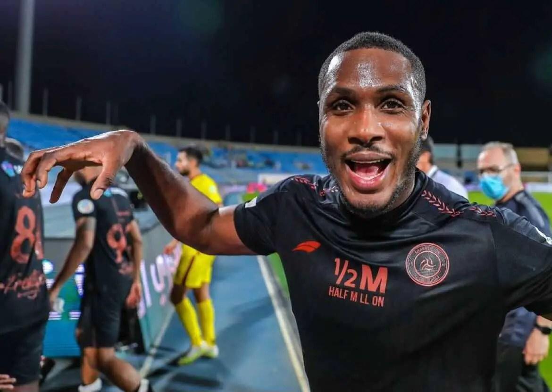 Saudi Pro League: Ighalo Bags Brace Again As Al Shabab Secure First Win Of Season