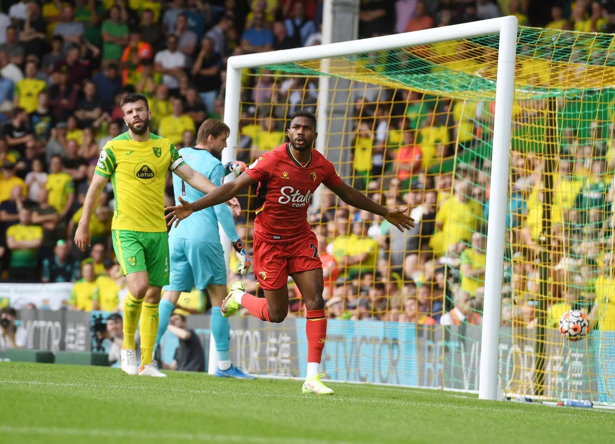 Dennis Beaten To Watford Man Of The Match Award