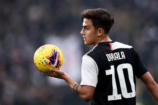 Dybala Set To Sign New Juventus Contract