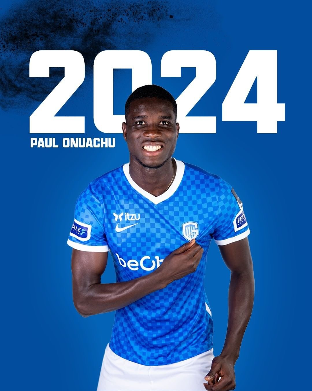 Onuachu Signs New Genk Contract