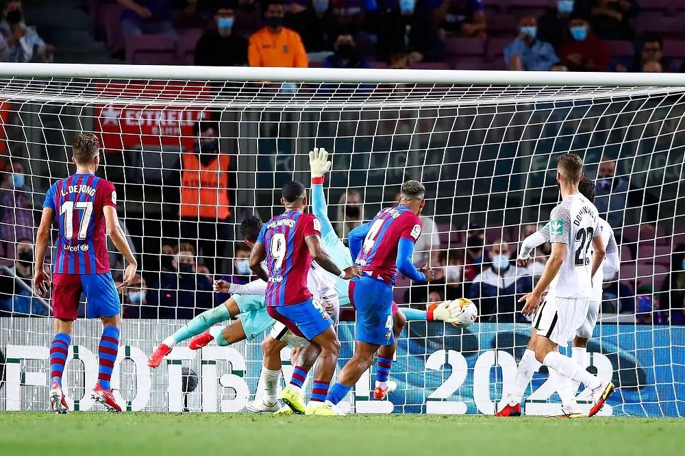 LaLiga: Barca Force Struggling Granada To Draw At Nou Camp