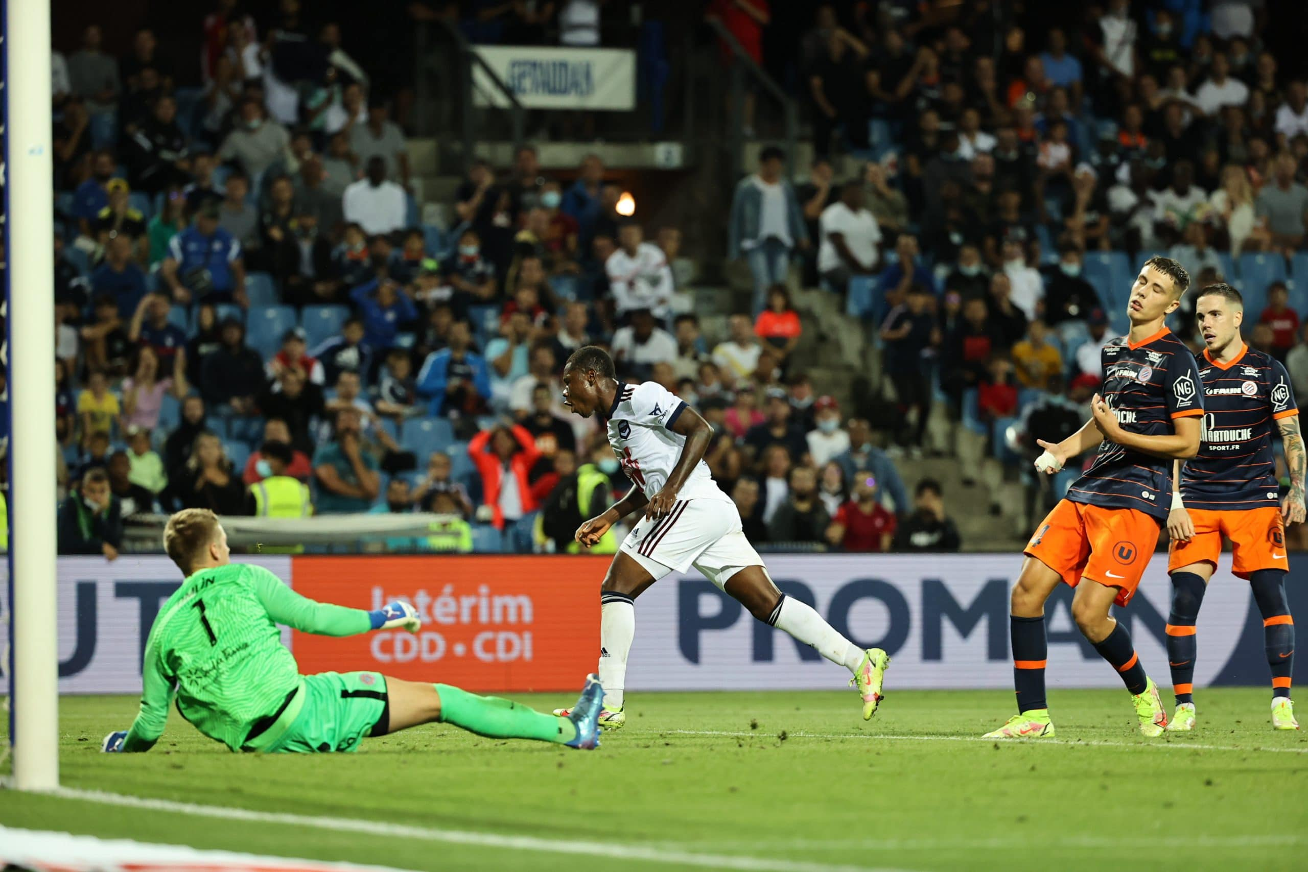 Ligue 1: Kalu's Late Goal Rescues Point For Bordeaux At Montpellier