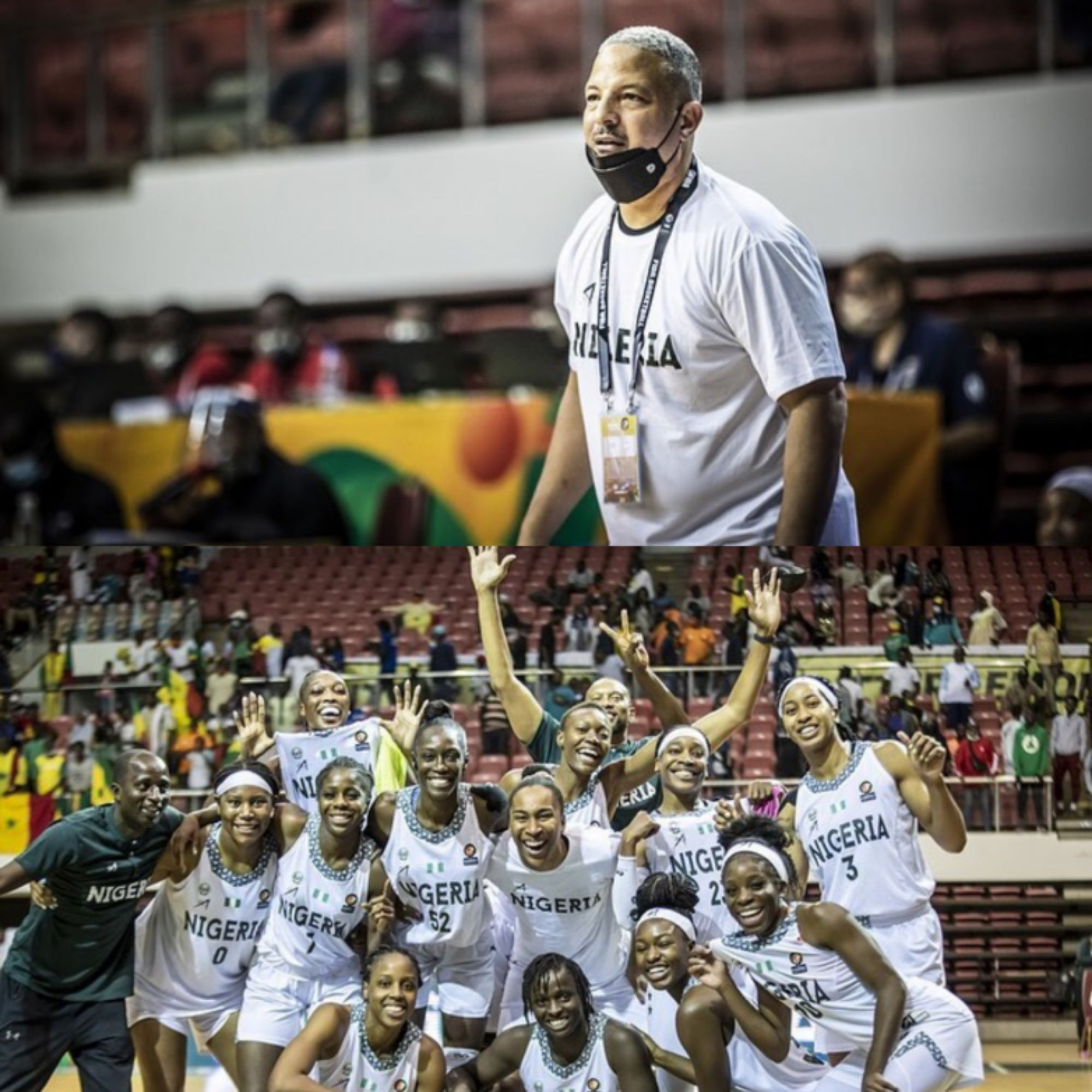 Women's AfroBasket 2021 Final:  Hughley Humbled As D'Tigress Chase Third Consecutive African Title