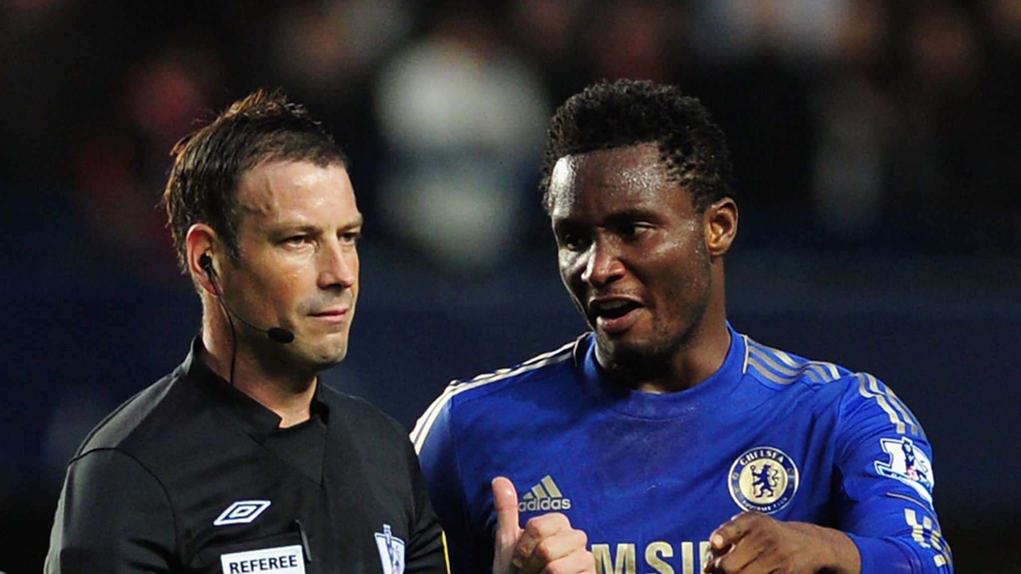 How Mikel Almost Ruined My Refereeing Career -Clattenburg
