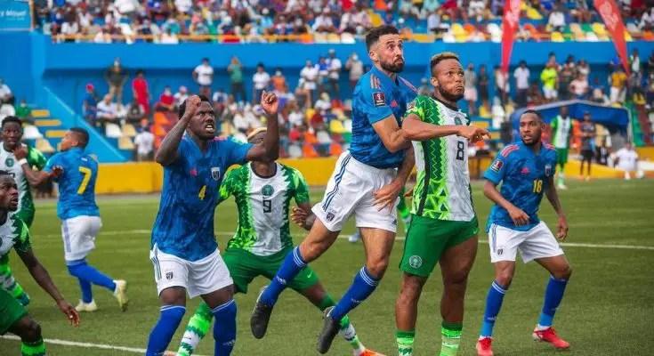 2022 WCQ: Cape Verde Has No Regret Losing To Super Eagles -Bubista
