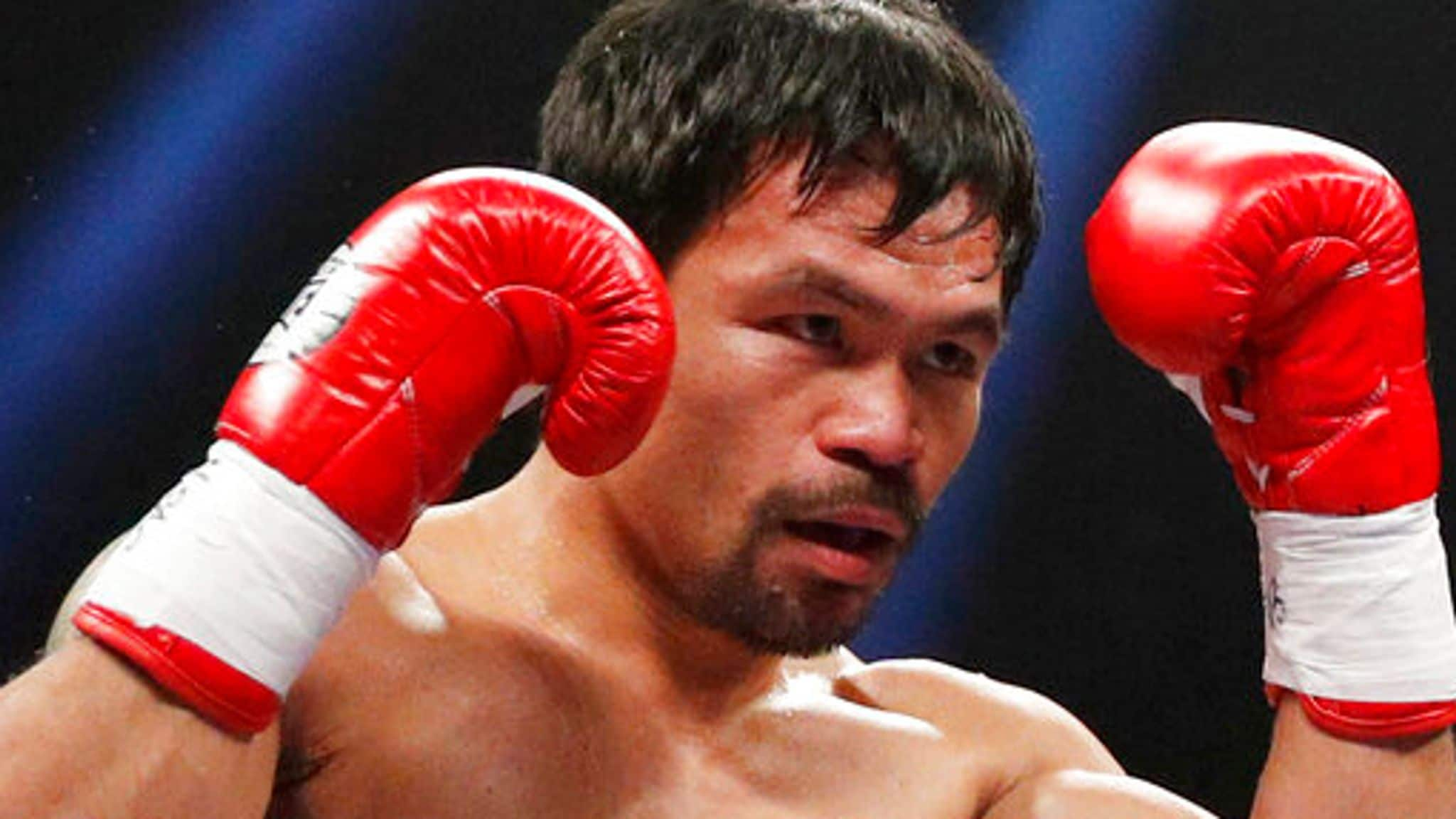 Pacquaio Announces Retirement From Boxing