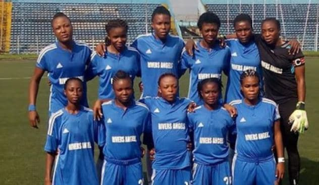 CAF Women's C/League: Rivers Angels' Group Opponents Confirmed