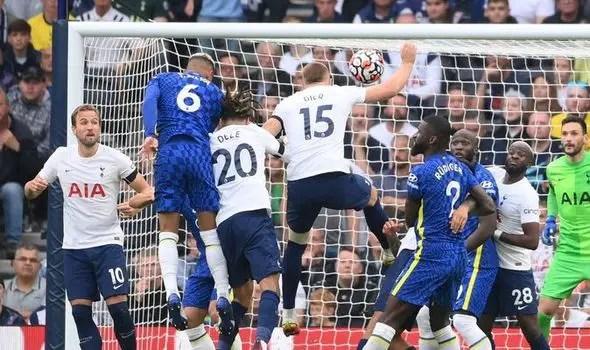 I Take Responsibility Of Chelsea's First Goal -Dele Alli