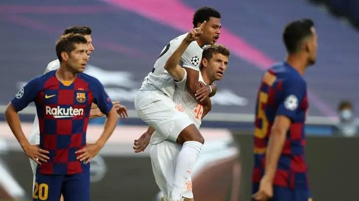 Barca Seek To End Bayern's Four-Year Unbeaten Away Run In Champions League