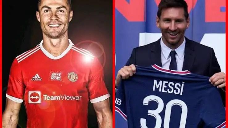 PSG Signings – Messi, Ramos Not Guarantee For UCL Title  –Ronaldo