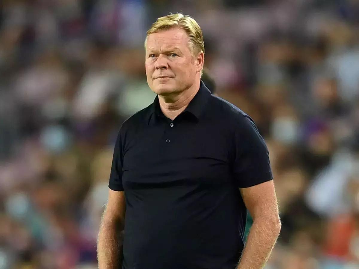 Koeman Gets Three-Match Ultimatum To Save Barca Job