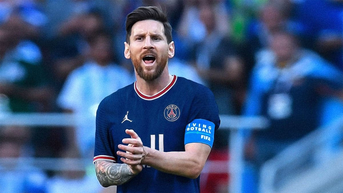 Atletico Madrid Made Frantic Effort To Sign Messi -Simeone