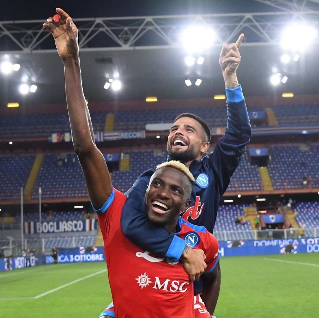 'Osimhen Has Potential To Win Next African Footballer Of The Year Award'  –Kanu