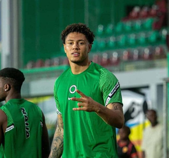 2022 WCQ: Okoye Optimistic Of Victory Against Cape Verde