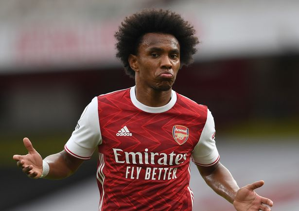 I Was Never Happy At Arsenal -Willian