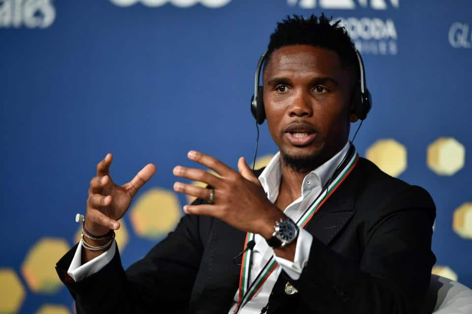 'Barca Are Condemned To Beat Real Madrid In El Clasico' -Eto'O