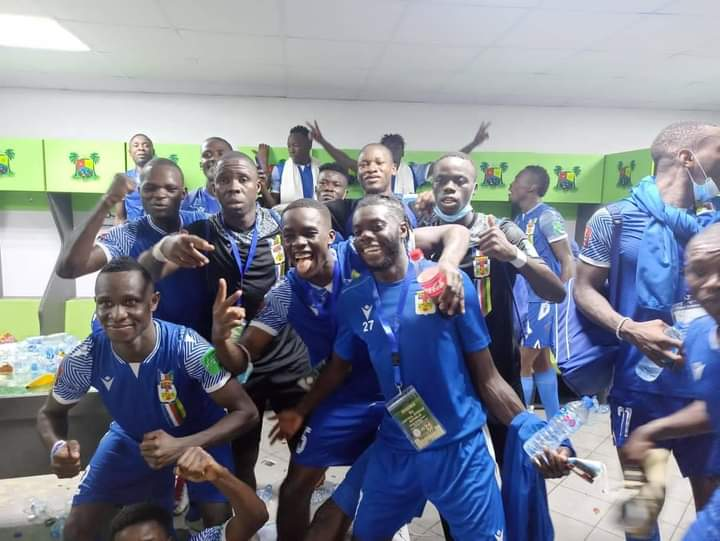 CAR Thankful To Supportive President Touadera For Famous Win Against Super Eagles