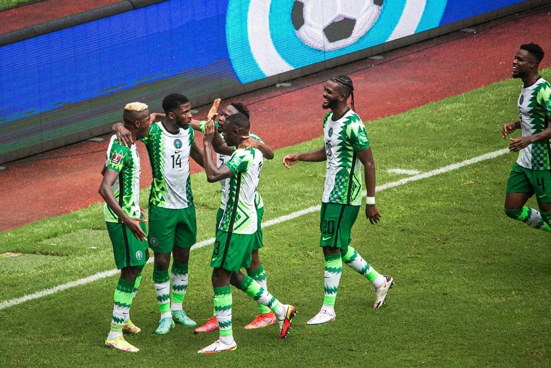 2022 WCQ: How Eagles Avenged Shock First Leg Defeat To CAR – Rohr