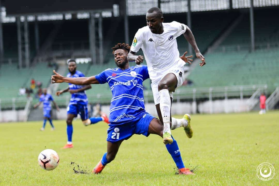 CAFCL: Wasteful Rivers United Hold Al Hilal To 1-1  Draw