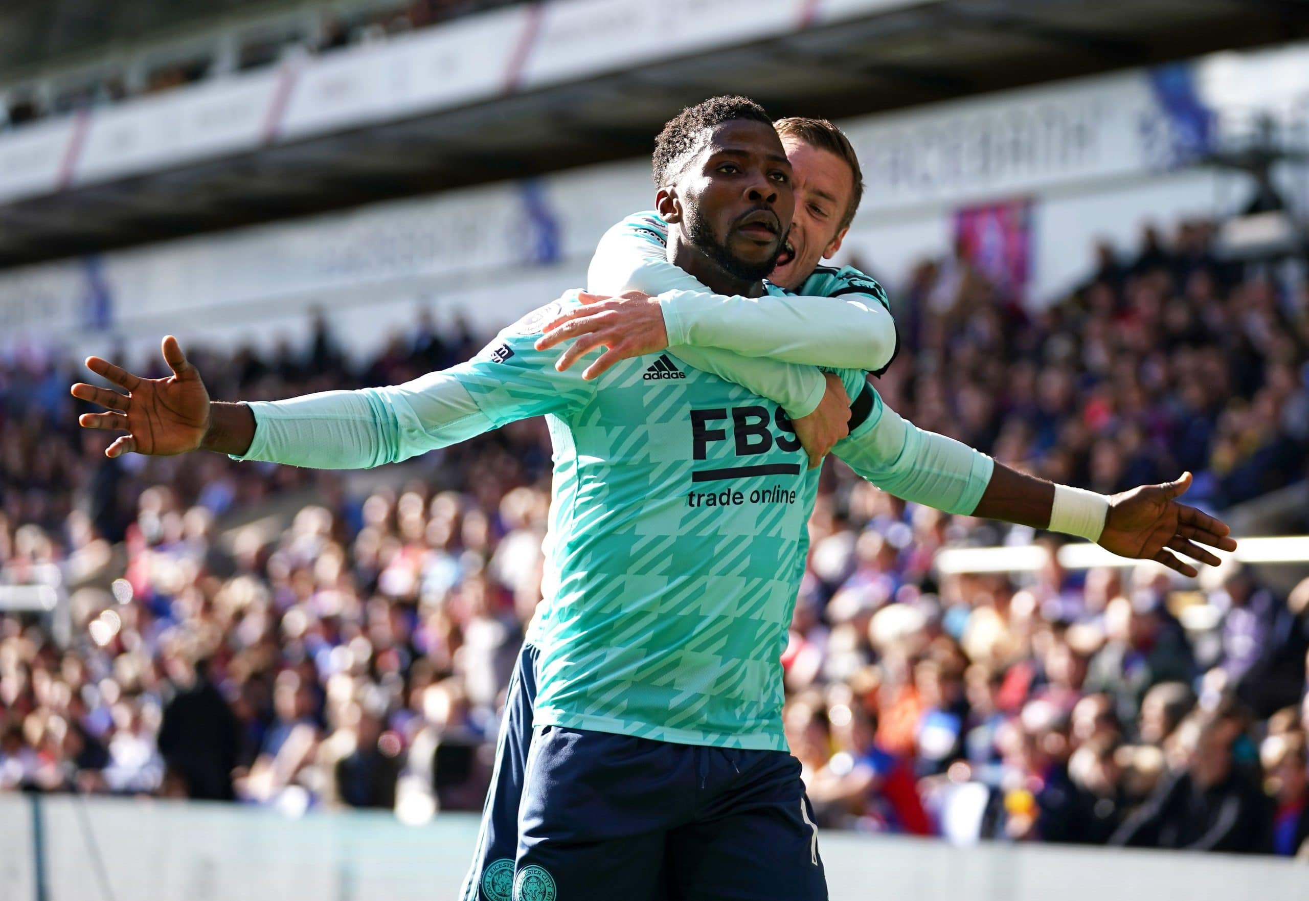 Iheanacho Scores In First League Start, Olise Also On Target In C/Palace vs Leicester Draw