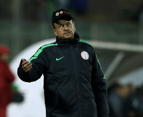 Rohr: Super Eagles Missed Ndidi, Iwobi Against Central African Republic