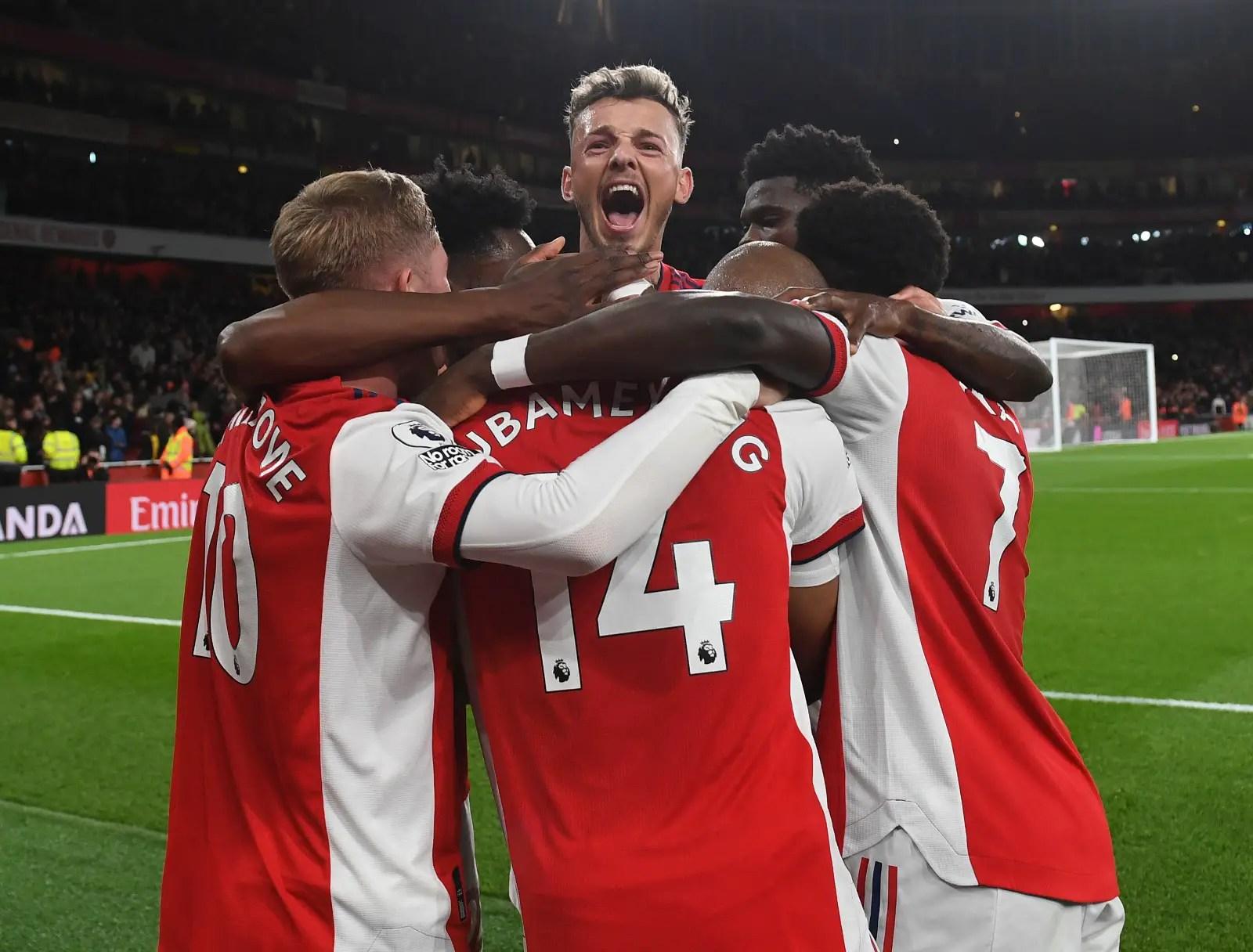 Premier League: Arsenal Back To Winning Ways After Overcoming Aston Villa
