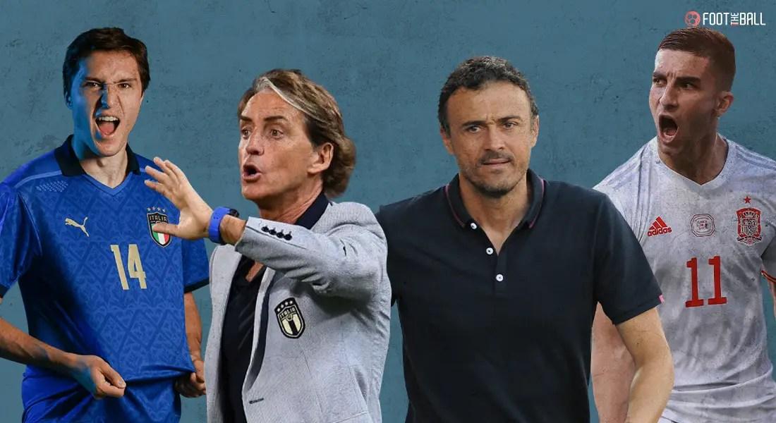 UEFA Nations League Semis: Italy Battle Spain, Belgium Tackle France For Final Spots