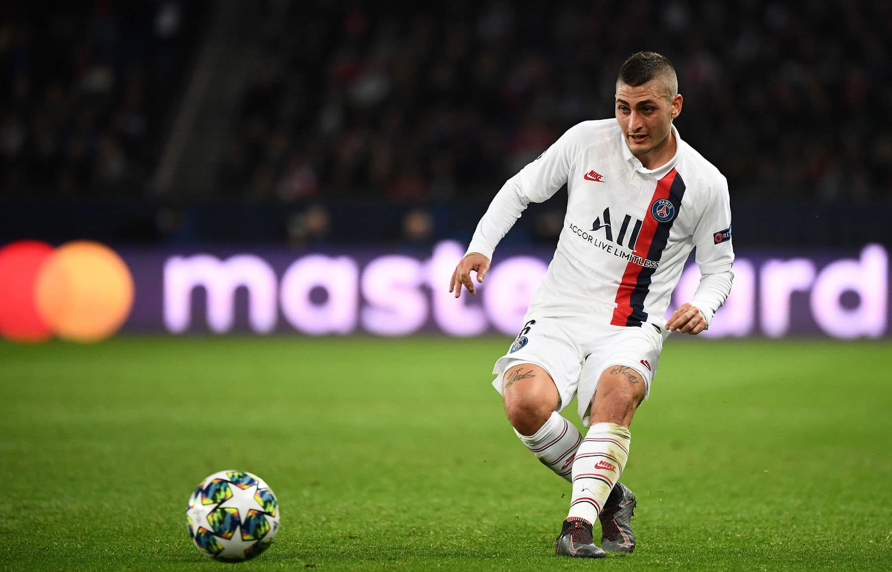 I Want To Play The Rest Of My Football Career At PSG -Verrati