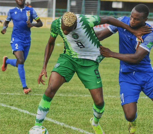 6 Talking Points From Super Eagles Defeat To CAR In Lagos