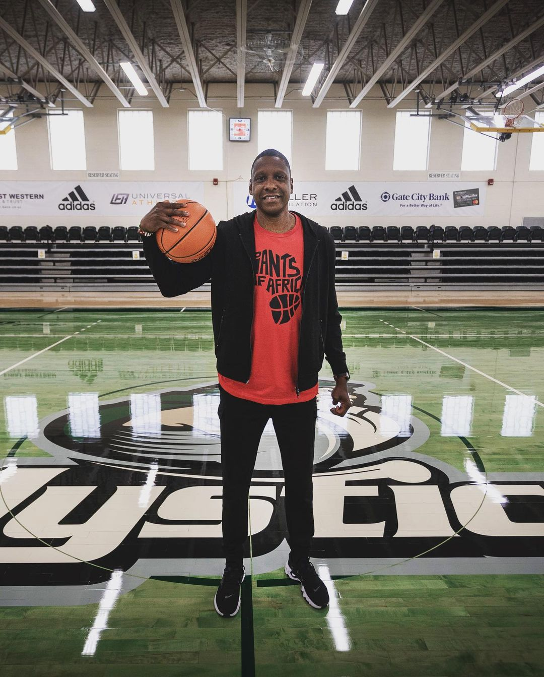 Ujiri's 'Giants Of Africa' Set To Unveil More Donated Basketball Courts In Nigeria