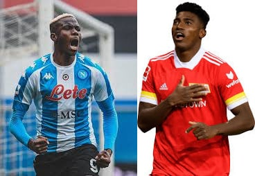 Exclusive: Osimhen, Awoniyi Will Be Key For Rohr In 2022 WCQ, AFCON -Akpoborie