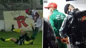 Ribeiro Charged With Attempted Murder After Kicking Referee Unconscious In Brazilian League