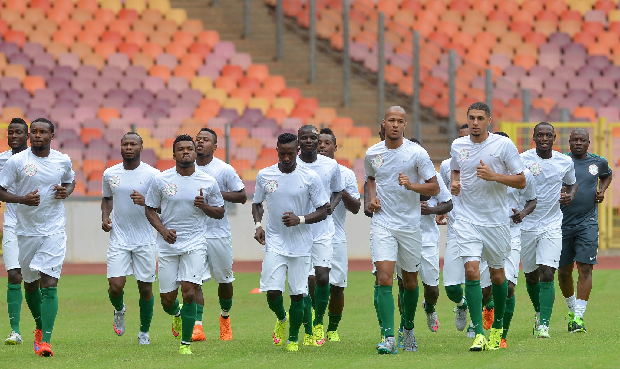 Rohr, Ighalo To Arrive Moday, Mikel Tuesday As Eagles Camp Opens