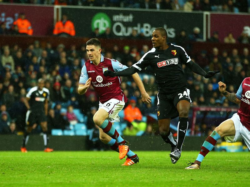 Ighalo Grabs Goal No.8 In Watford Victory Over Villa