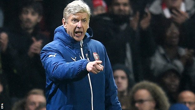 """Wenger Rules Out Ramsey, Walcott; Wary Of """"Physical"""" West Brom"""