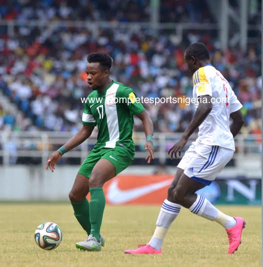 Onazi: World Cup Ticket Not Yet Secured