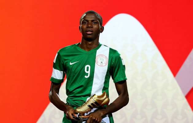 Osimhen Gets No.9, Awoniyi No.18 As U-23 Eagles AFCON Numbers Are Revealed