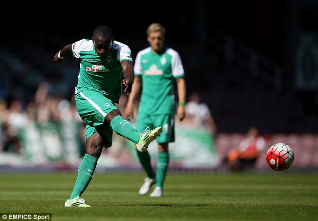Ujah Misses Penalty Vs Former Club, Oshaniwa Benched