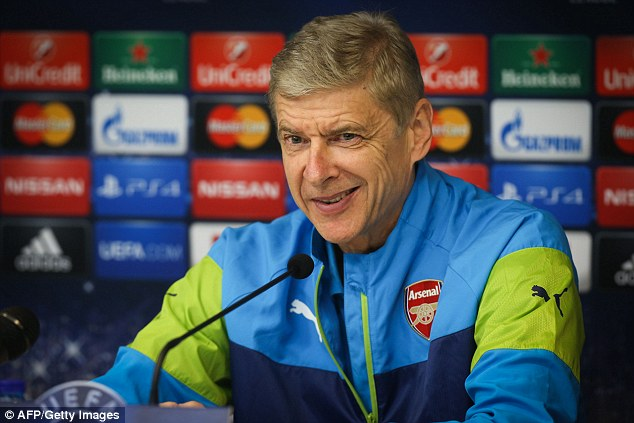 Wenger Mouths Arsenal's FA Cup Title Chances Ahead Q/final Clash Vs Watford